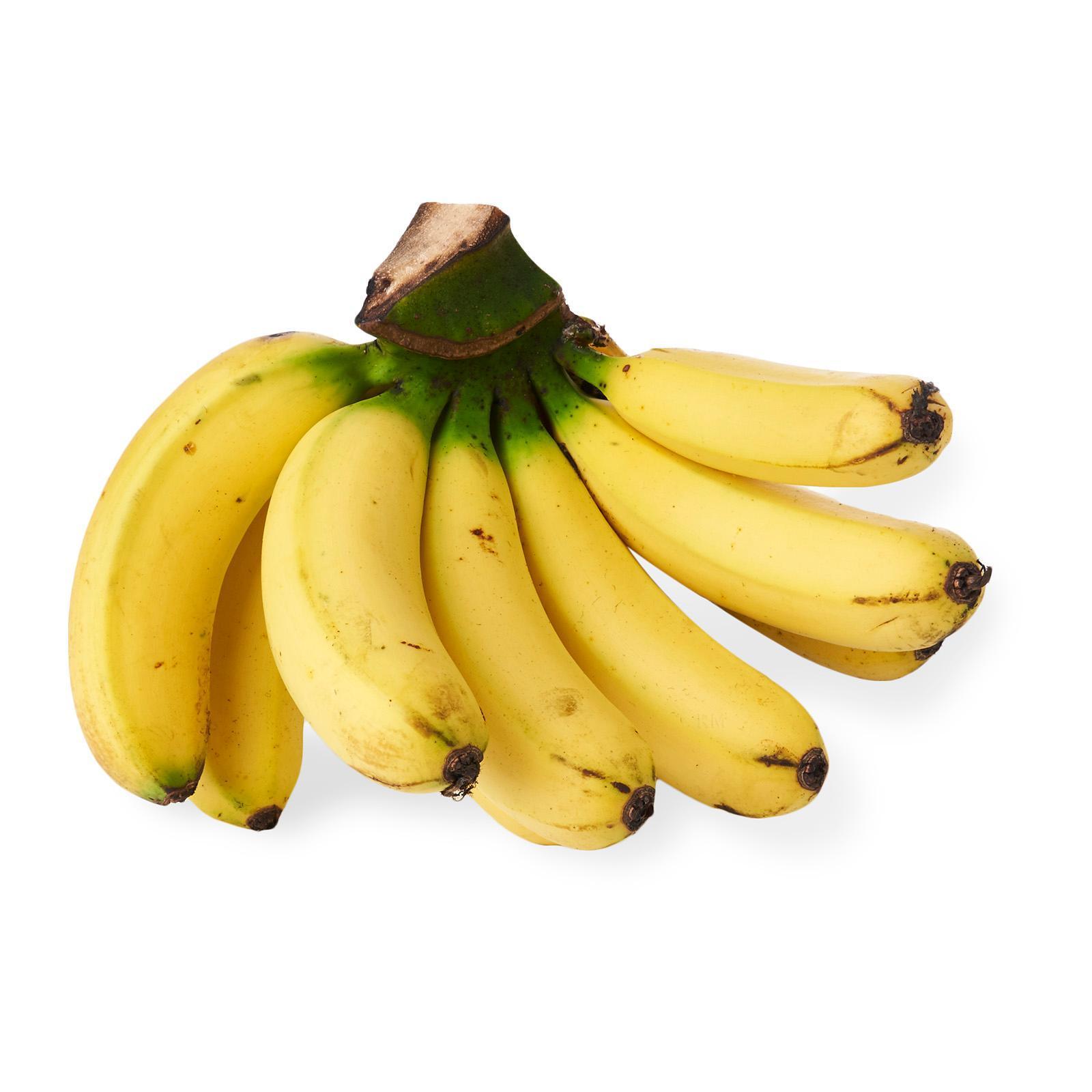 Pisang Berangan Malaysian Bananas