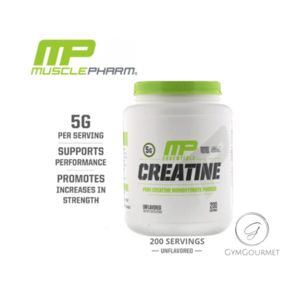 Buy Musclepharm Essentials: Creatine 200 Servings (1kg) Singapore