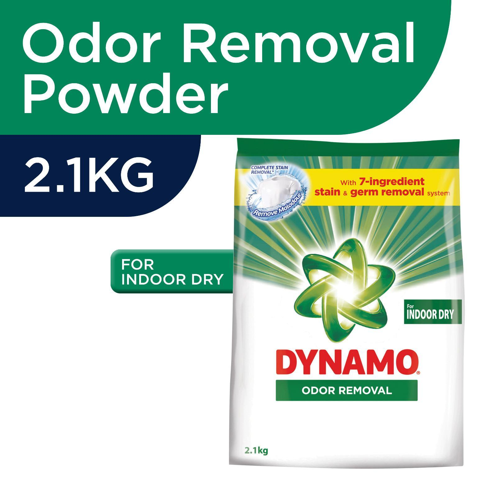 DYNAMO Liquid Detergent Indoor Drying Odor Removal Refill 1.44kg