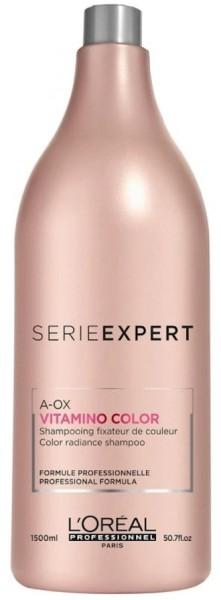 Buy LOREAL Professionnel Serie Expert Shampoo [Vitamino Colour] 1500ml Singapore