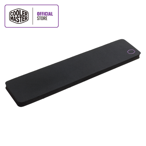 Cooler Master WR530 Wrist Rest, Low-friction Surface, Water-resistant, Anti-slip Rubberized Base (Normal Layout / L Size) Singapore