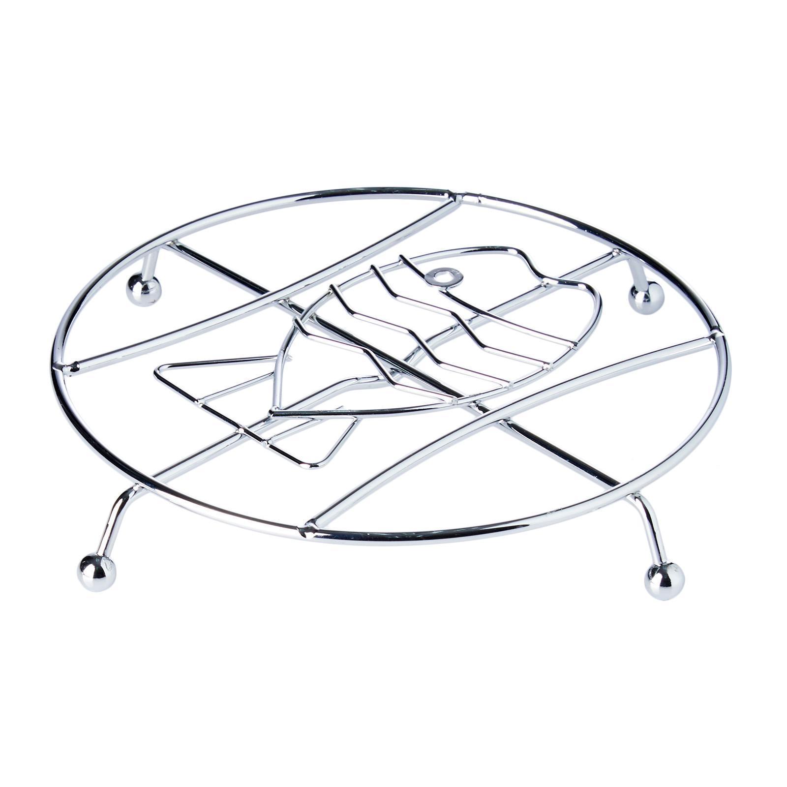 Vesta Chrome Pot/Steamer Rack (Fish) D15.3 Cm