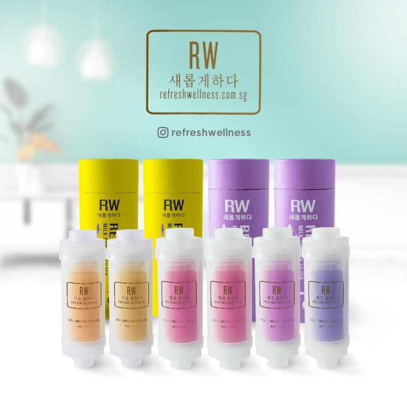 Buy Refresh Collagen Milk Shower Filter (Lavender) Singapore