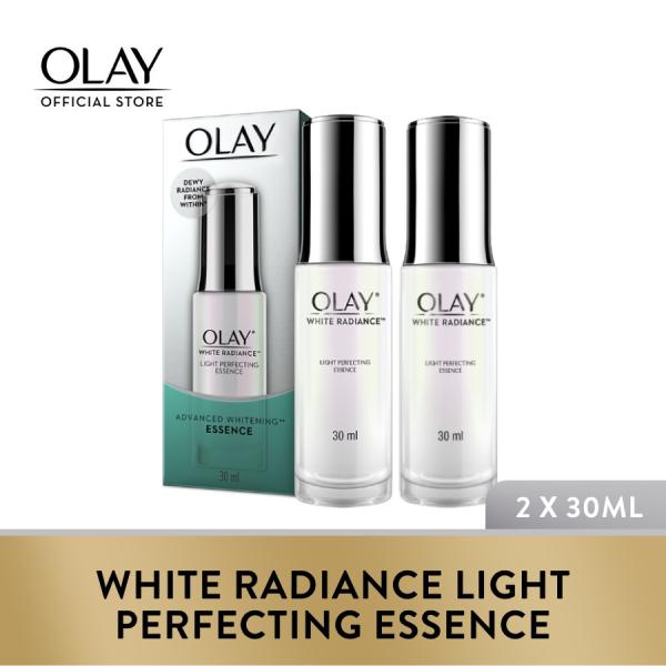 Buy [Bundle of 2] Olay White Radiance Light Perfect Essence Serum 30ml Singapore