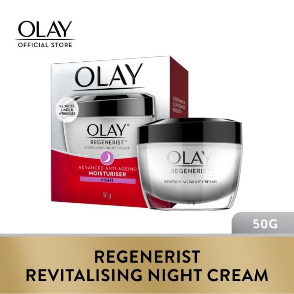 Buy Olay Regenerist Revitalising Night Cream 50g Singapore
