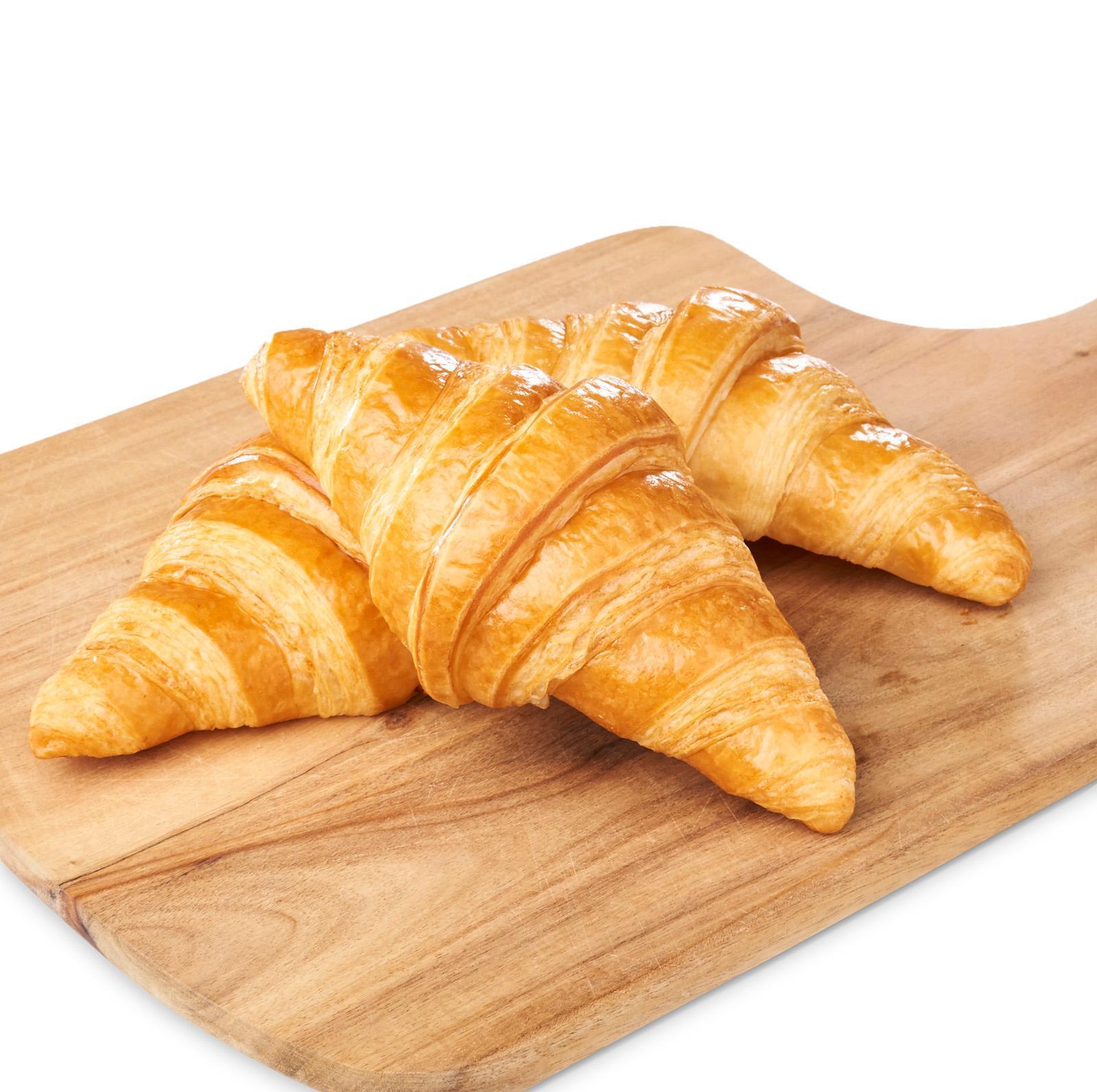 Bakerzin Buttery Croissant - Frozen By Redmart.