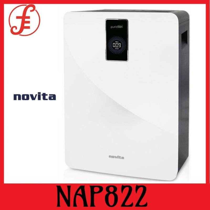 NOVITA NAP822 AIR PURIFIER (NAP822) Singapore