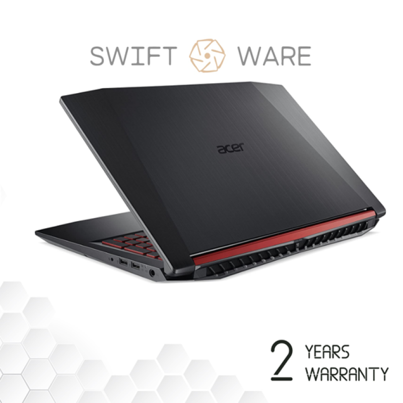 【Same Day Delivery】Acer NITRO 5 AN515-43-R5V8 | *New* (LATEST 10th gen Ryzen 5 Quad-core processor/W10HM/GTX1650/R53550H/8GB/512GB/15.6/FHD/1920x1080)