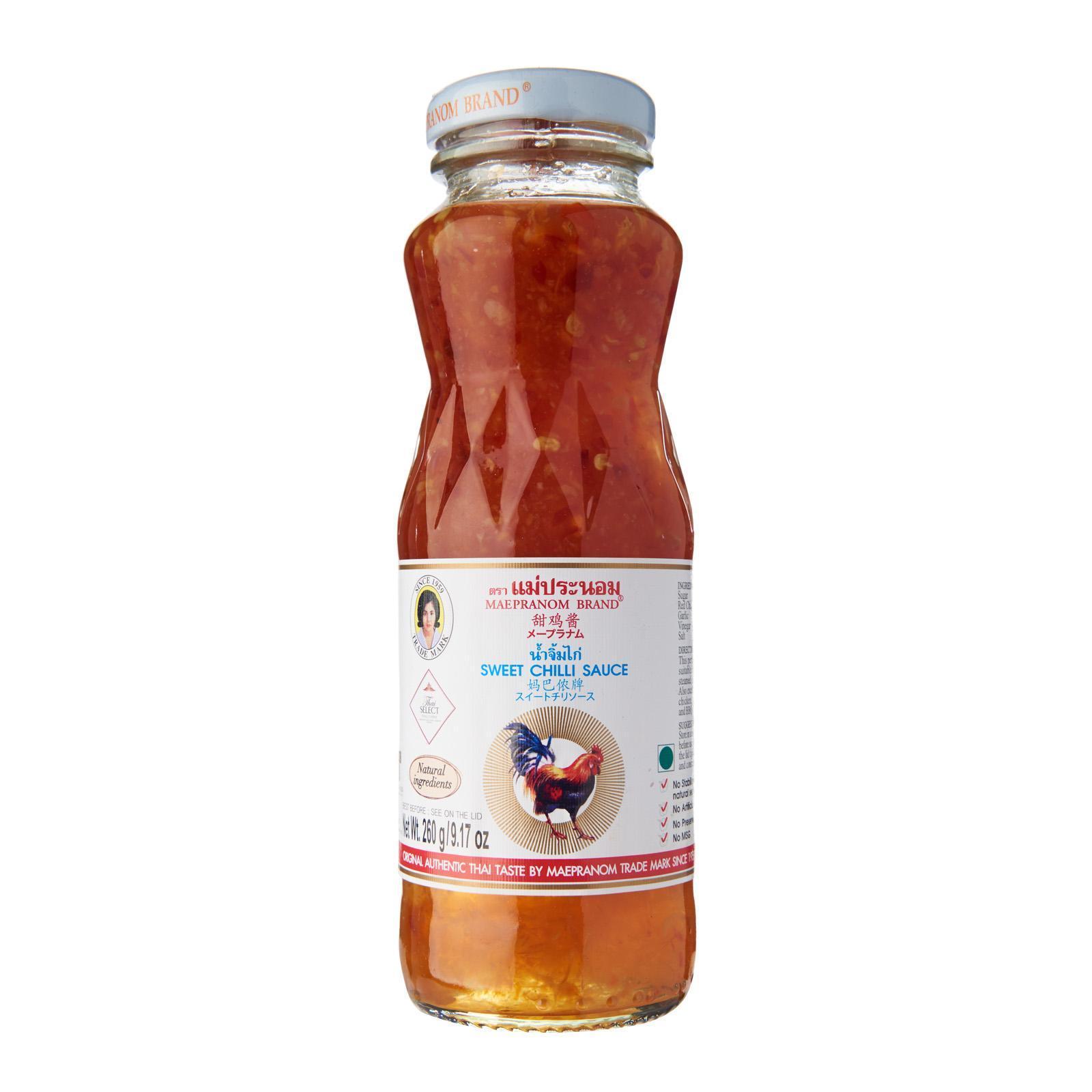 Mae Pranom Thai Sweet Chili - By FOOD SERVICE