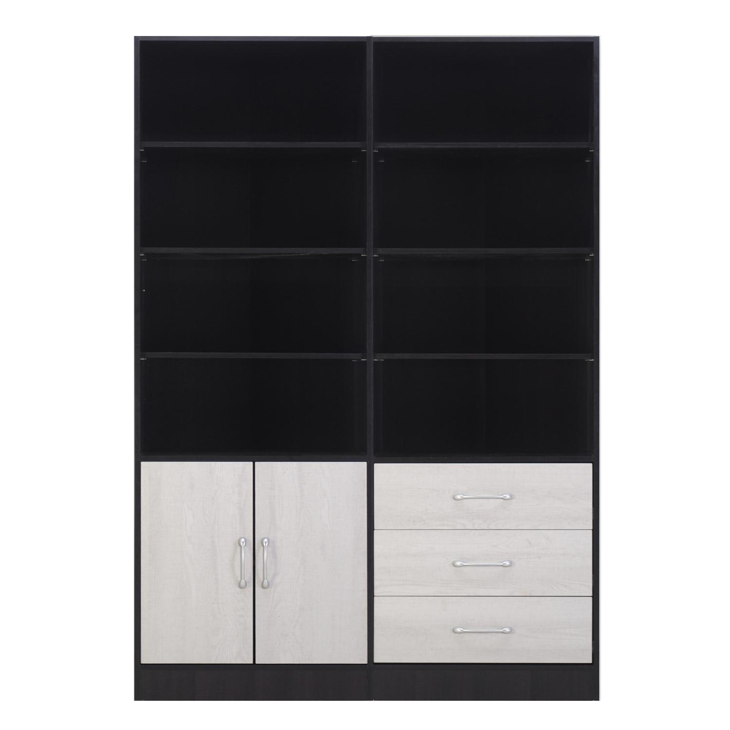 LIVING MALL_Rutna 3 Bookshelf_FREE DELIVERY