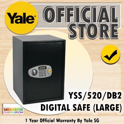 Yale YSS/520/DB2 Large Standard Safe
