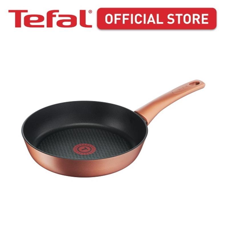 Tefal Chef's Delight Copper Frypan 24cm G11704 Singapore