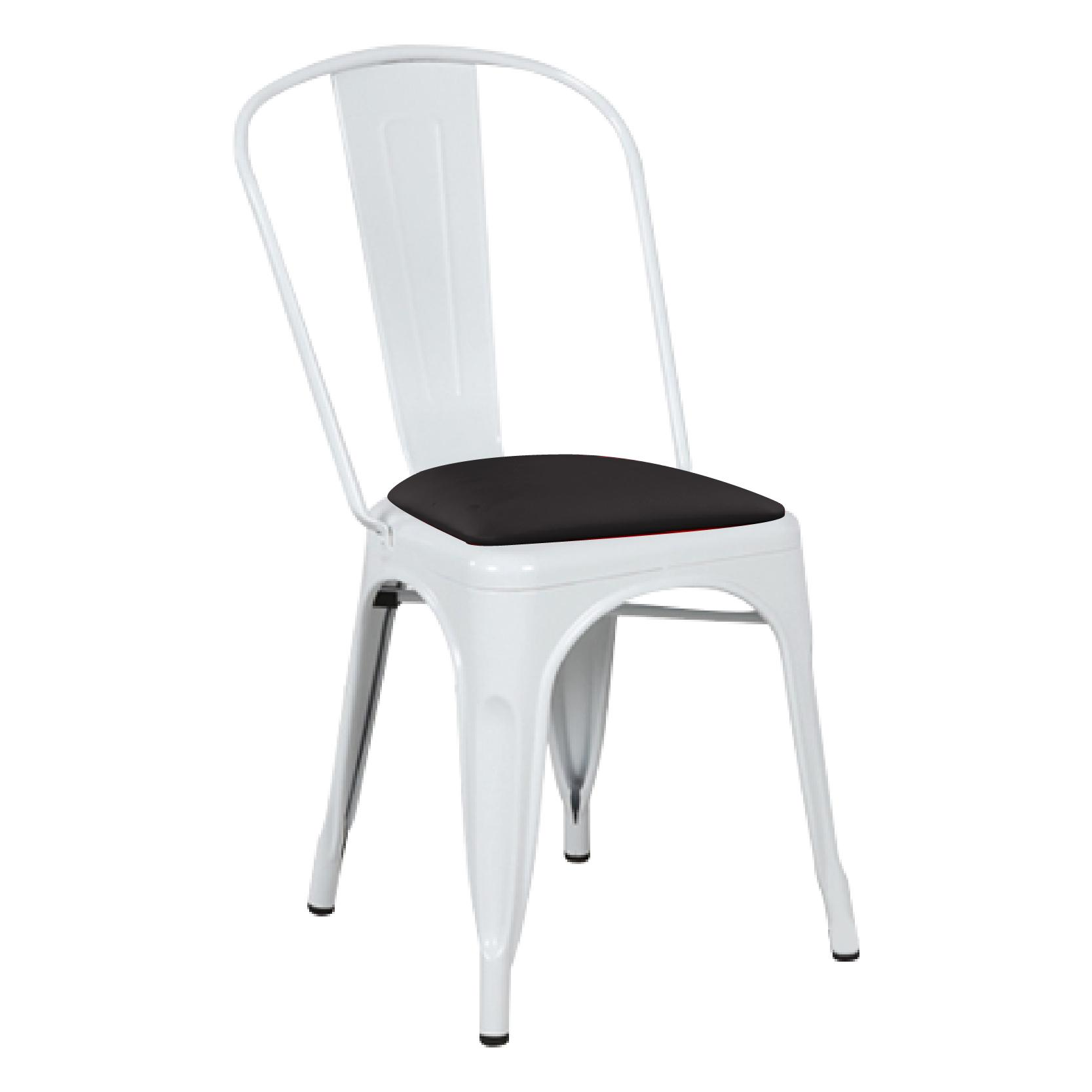 JIJI TOLIX Dining Chair (Self-Assembly) - Designer Chair / Metal Chair / Dining Chair / Chrome Metal Chair (SG)