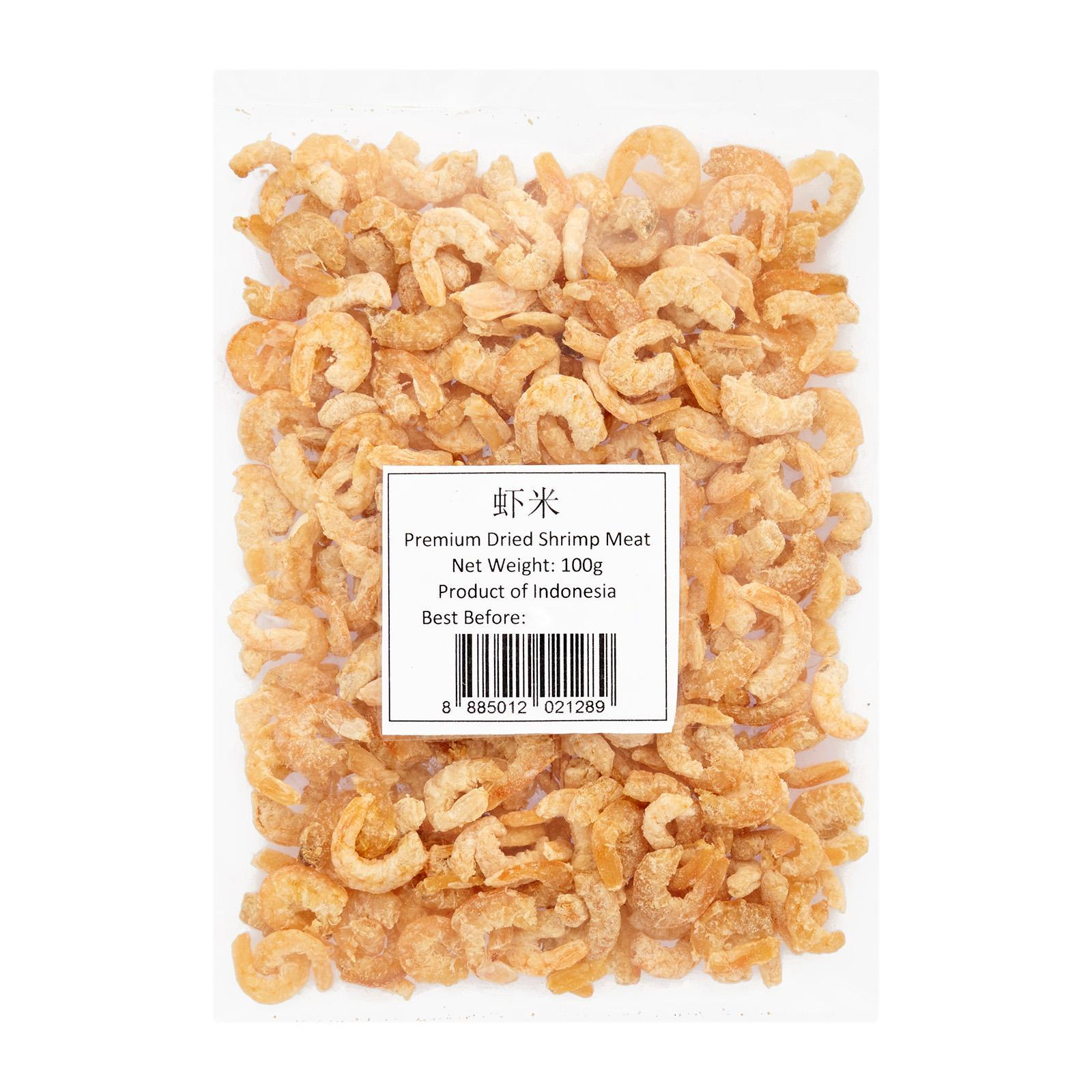 Premium Dried Shrimp Meat - By FOOD SERVICE