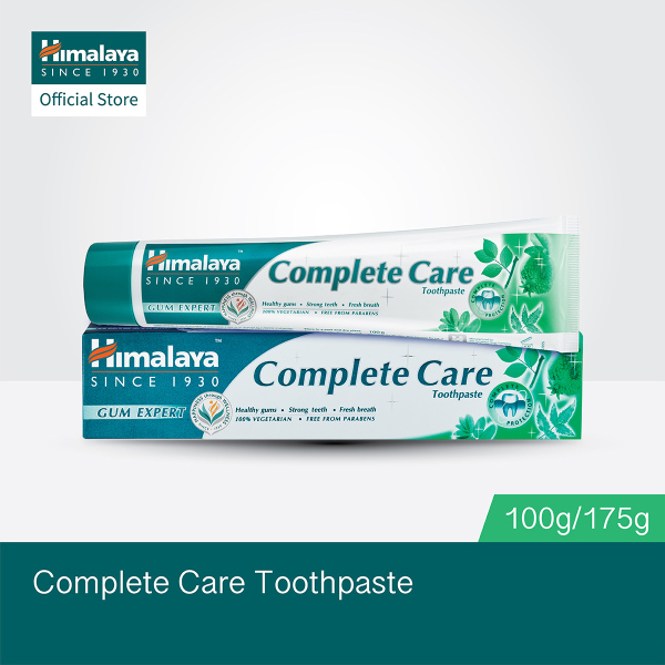 Buy (Bundle of 4) 100g Himalaya Complete Care Toothpaste Singapore