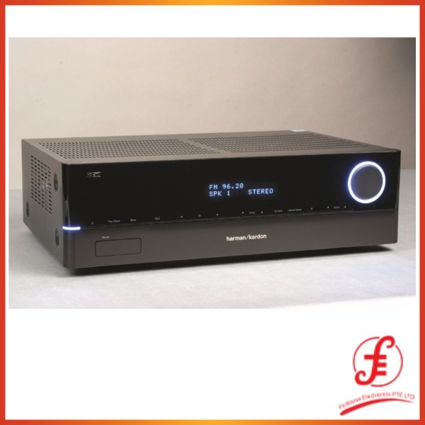 Harman Kardon HK 3770 2-Channel Stereo Receiver with Network Connectivity and Bluetooth (NO vTuner internet radio) Singapore