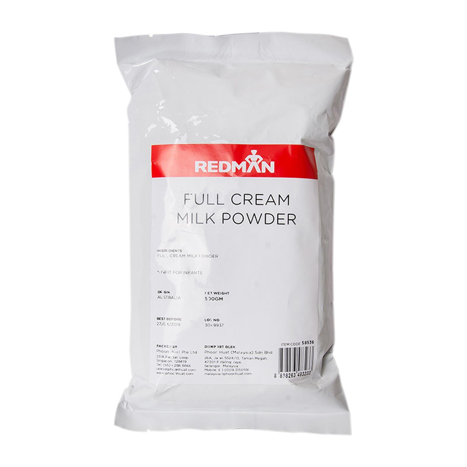 RedMan Milk Powder Full Cream