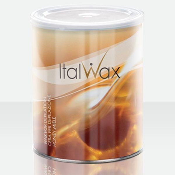 Buy italwax wax for depilation 800 ml tin pack - Honey Singapore