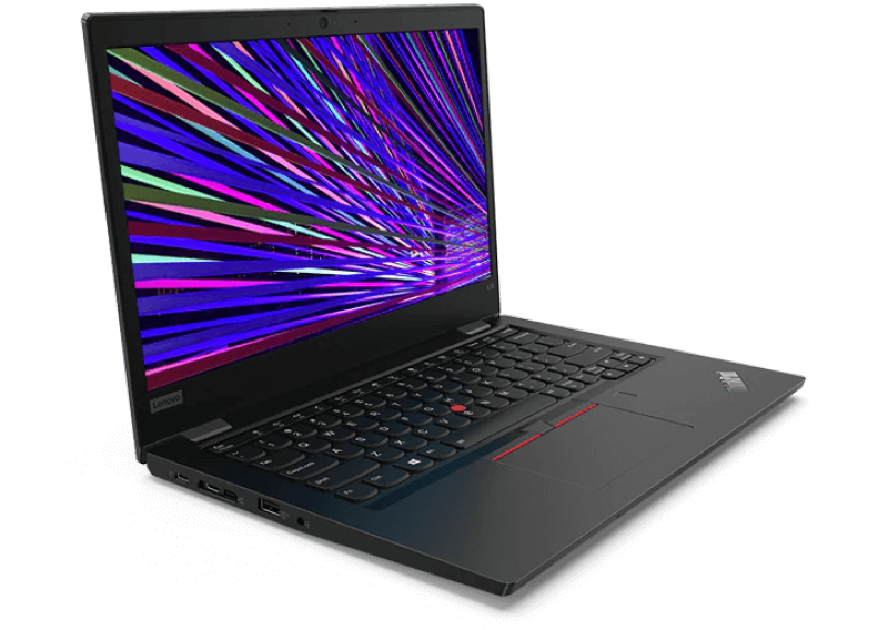 Lenovo ThinkPad L13-IML: 13.3 FHD IPS AG 250Nits Intel® Core™ i7-10510U Processor (8M Cache, up to 4.9 GHz) Graphic: Intel UHD Graphics 16GB DDR4 2666 Onboard / 512G M.2 2280 NVMe SSD