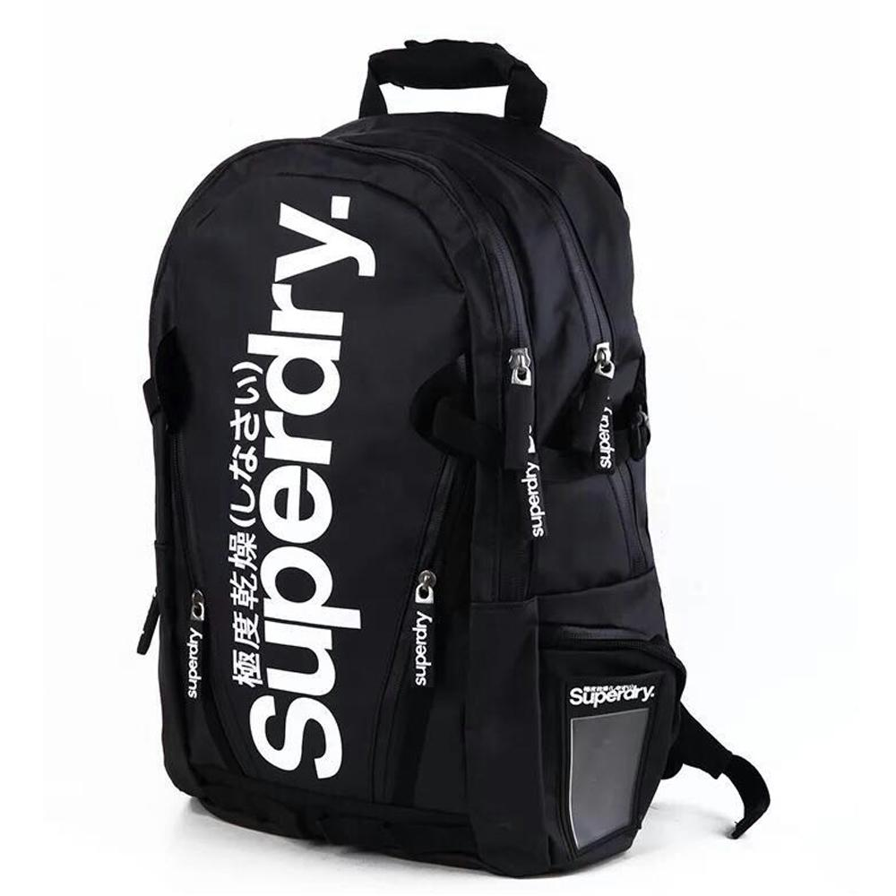 6c89e372342f Original Superdry fully waterproof backpack extremely dry tarpaulin  material 17 inch