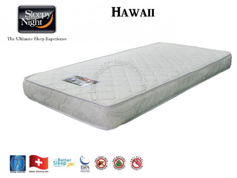 Sleepy Night Hawaii Spring Mattress