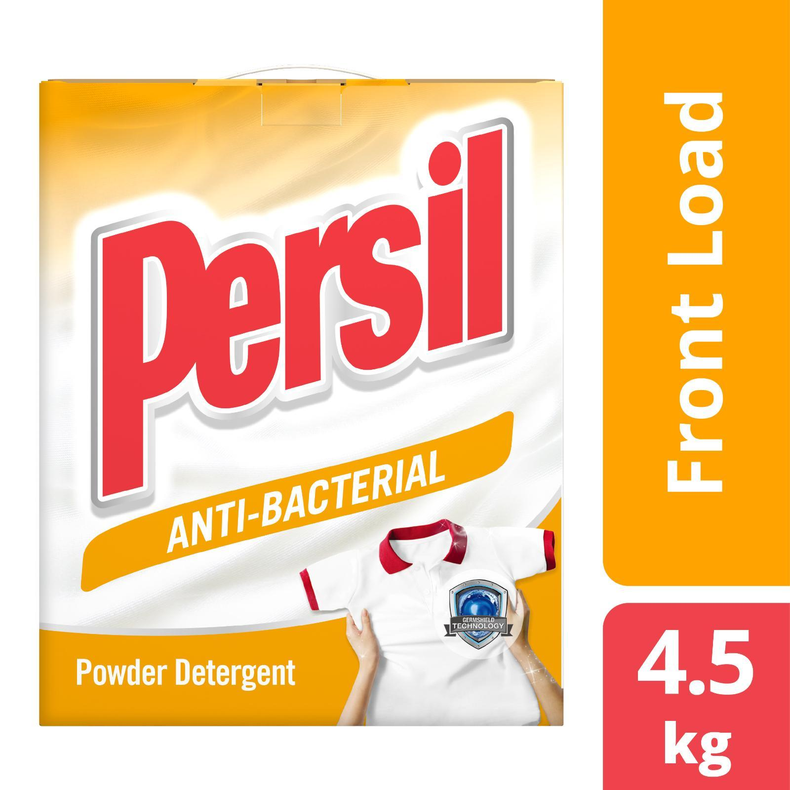 Persil Fibre Intelligent Low Suds Powder Detergent