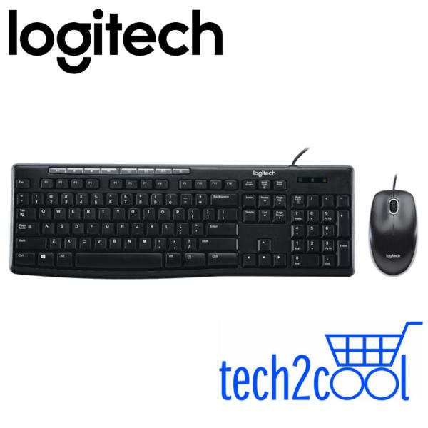Logitech MK200 Wired Media Combo Singapore