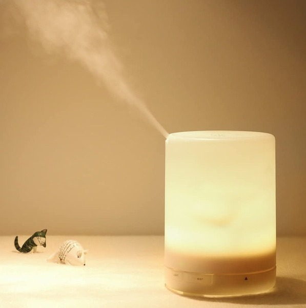 Ultrasonic Aroma Essential Oil Humidifier / Diffuser 120/300ML (FREE Essential Oil) Singapore