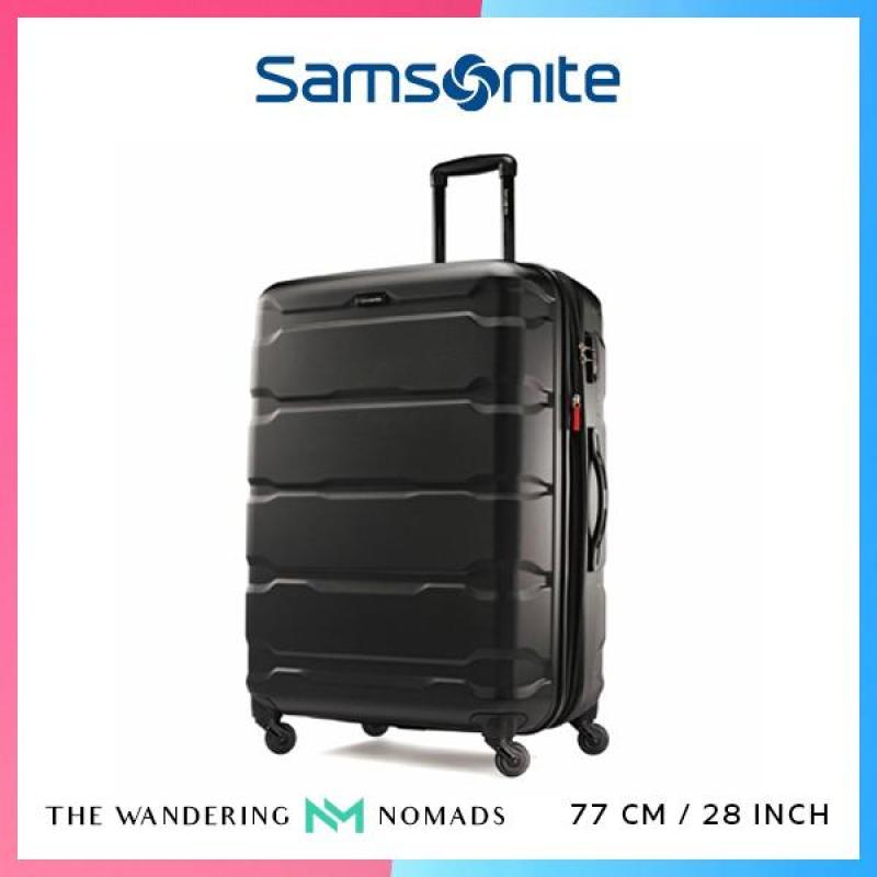 Samsonite Omni PC Spinner Luggage 77/28 - Black