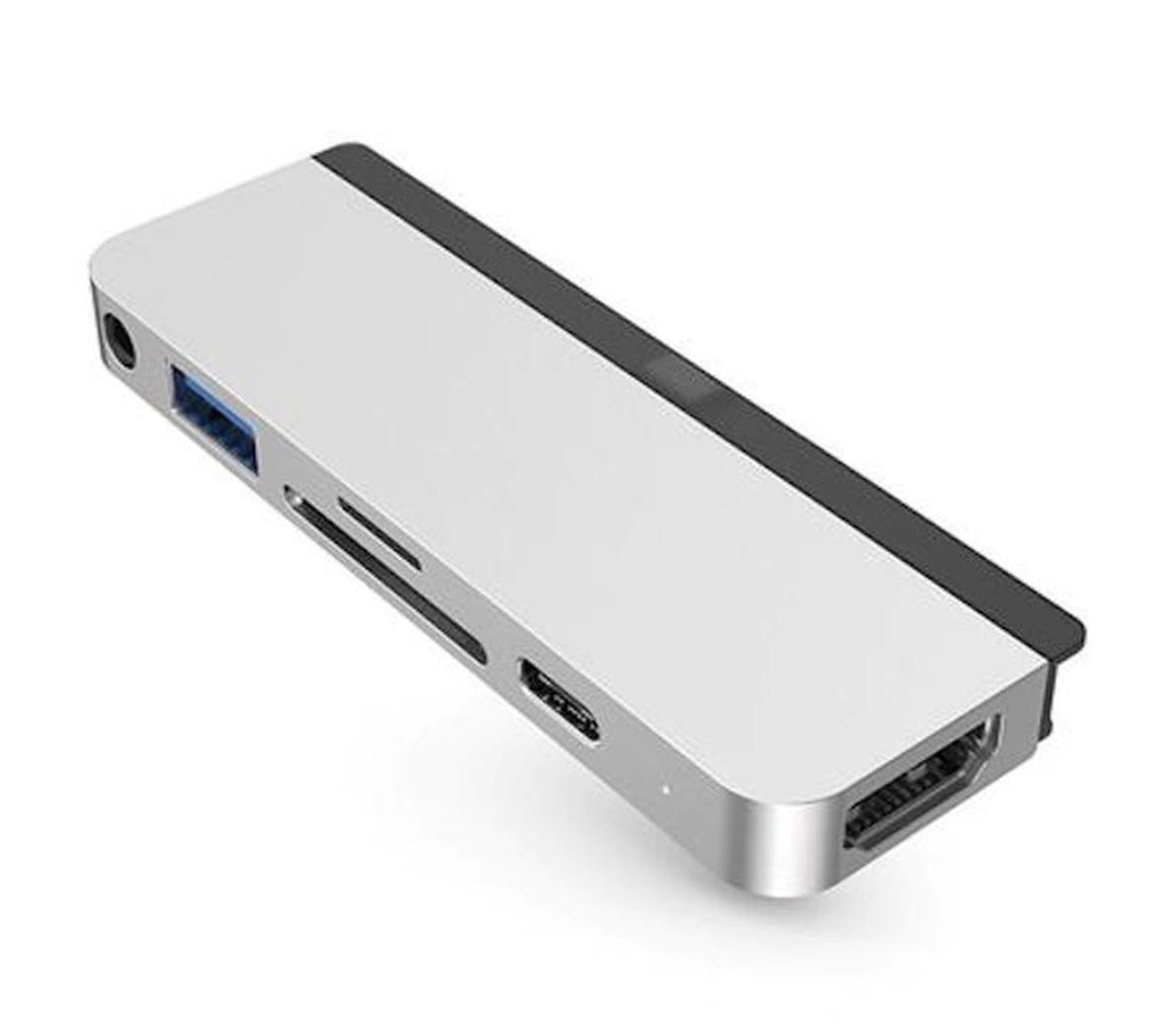 HyperDrive USB-C 3.1 6-in-1 Hub for iPad Pro