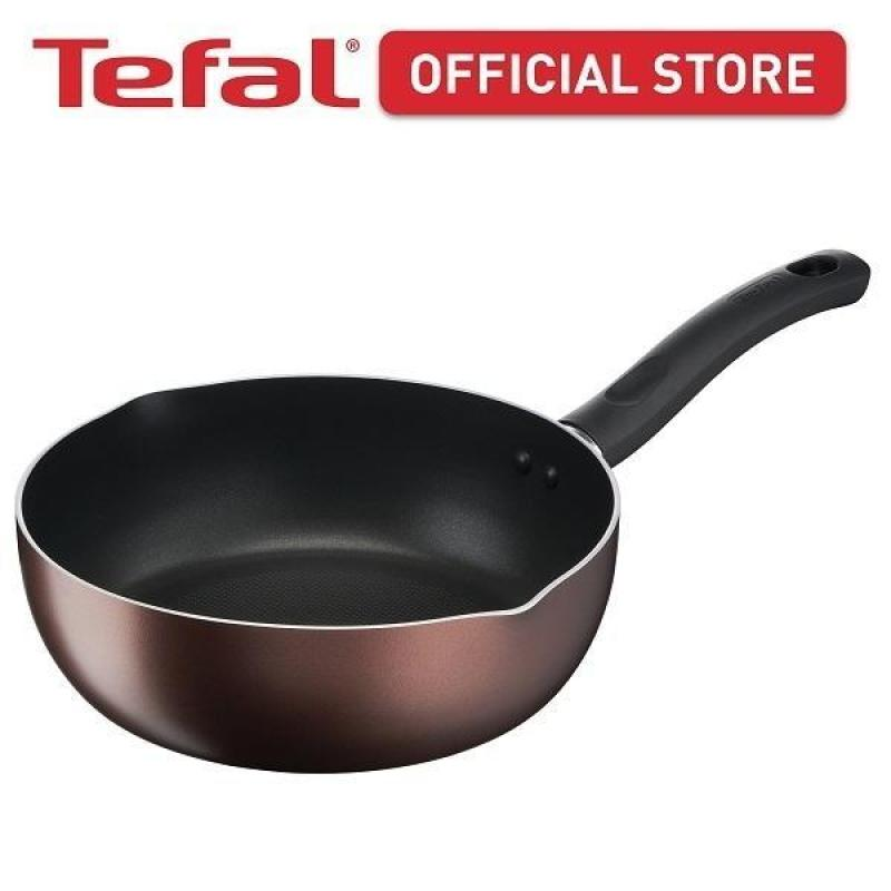 Tefal DAY BY DAY Deep Frypan 24 cm G14364 Singapore