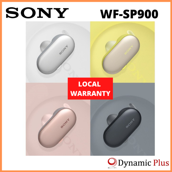 Sony WF-SP900 Sports Wireless Headphones Singapore