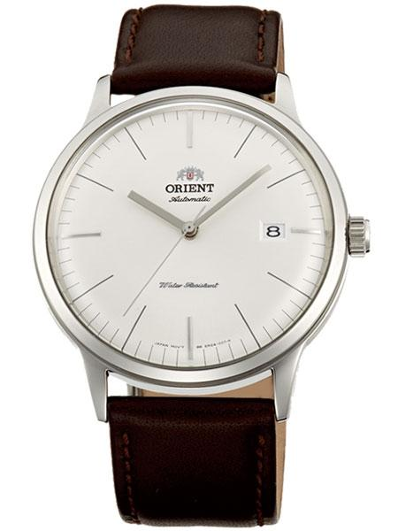 BNIB ORIENT BAMBINO V3 GENERATION TWO, AUTOMATIC DRESS WATCH WITH WHITE DIAL AC0000EW