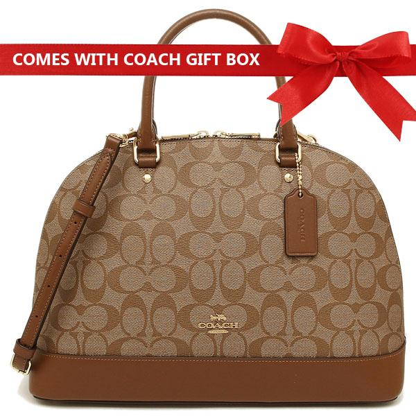 66b87241d6a0d Coach Crossbody Bag In Gift Box 100% Authentic Sierra Mini Sierra Micro  Mini Sierra F22891