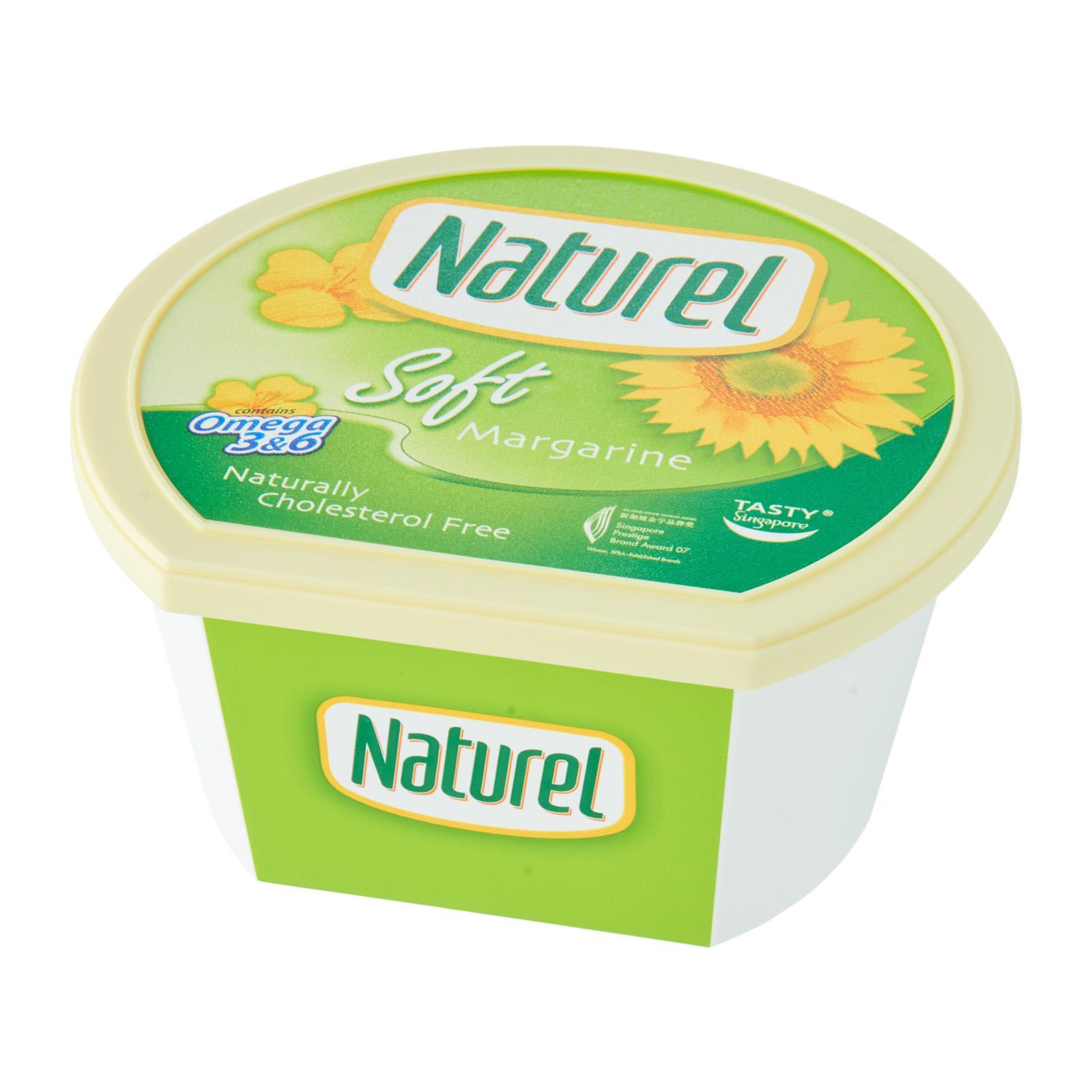Naturel Margarine Soft 500G
