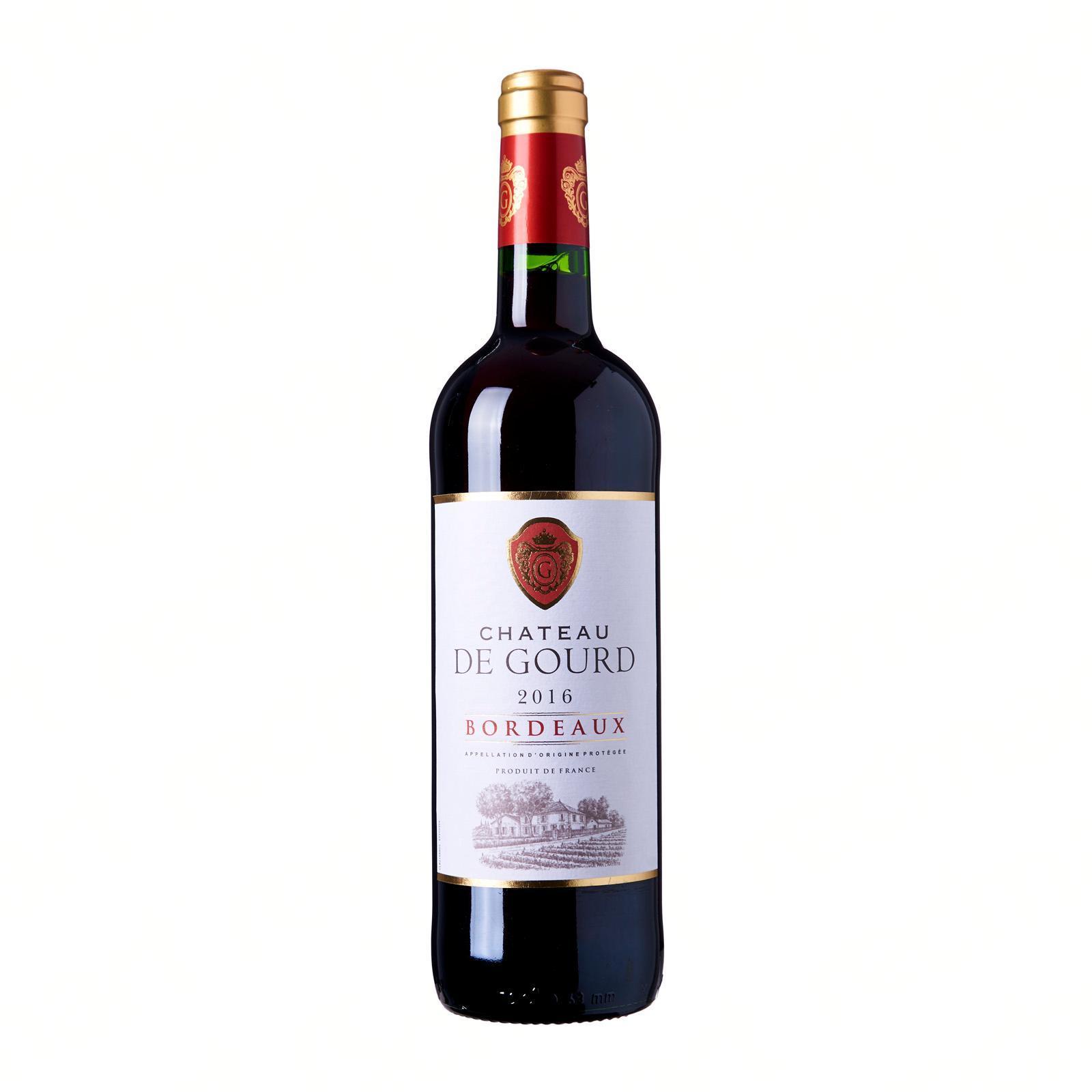 Chateau De Gourd Bordeaux 2016
