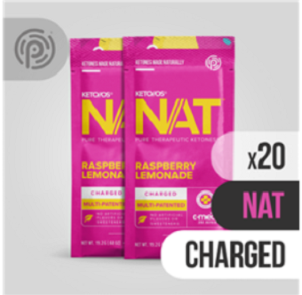 Buy Pruvit KETO//OS NAT Raspberry Lemonade (charged) Singapore