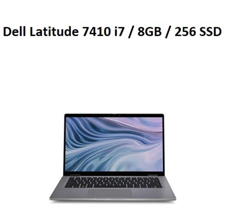 Dell Latitude 7410 i7 / 8GB / 256 SSD / 210-AVOD-I7-256