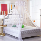 Sale 440B Mosquito Nets Netting Curtain For Bedding White Color Princess Bed Canopy Bed Netting Tent Moustiquaire For 1 1 8 Meter Bed Intl None
