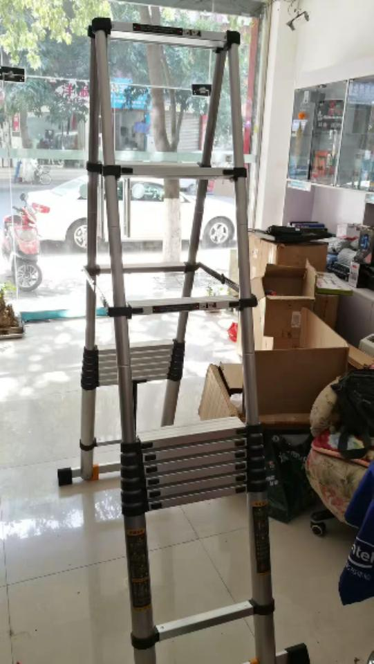 3.9m A Telescopic Ladder