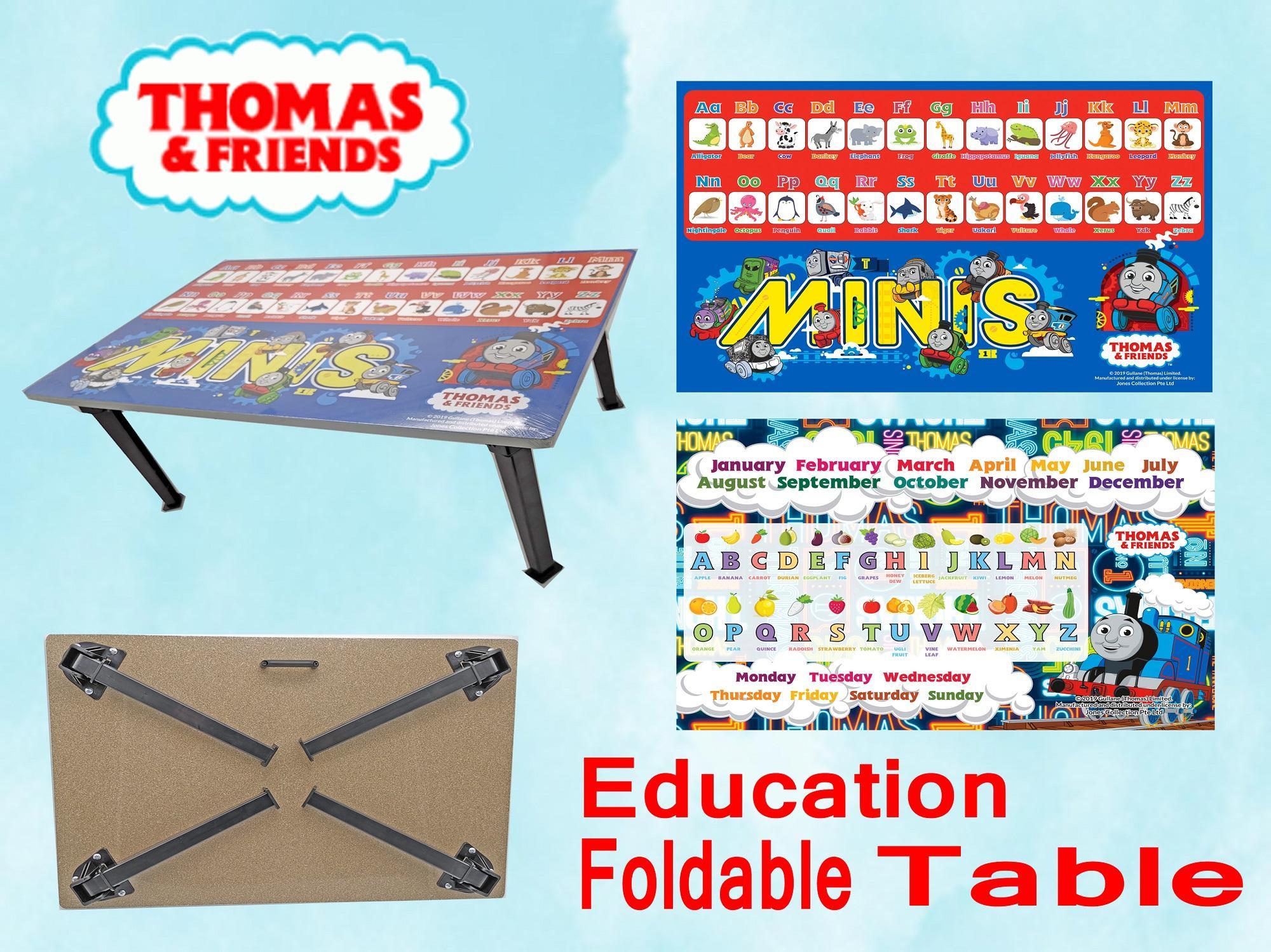 Thomas Education Table