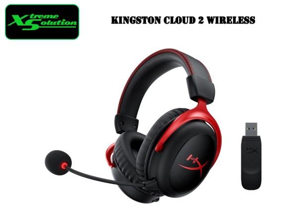 Kingston Hyper X Cloud 2 Wireless Gaming Headset