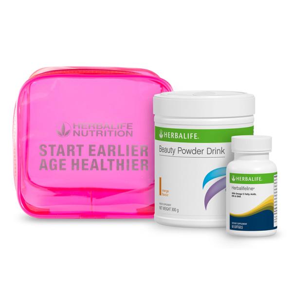 Buy Herbalife Healthy Aging - Beauty Pack 1 Set Singapore