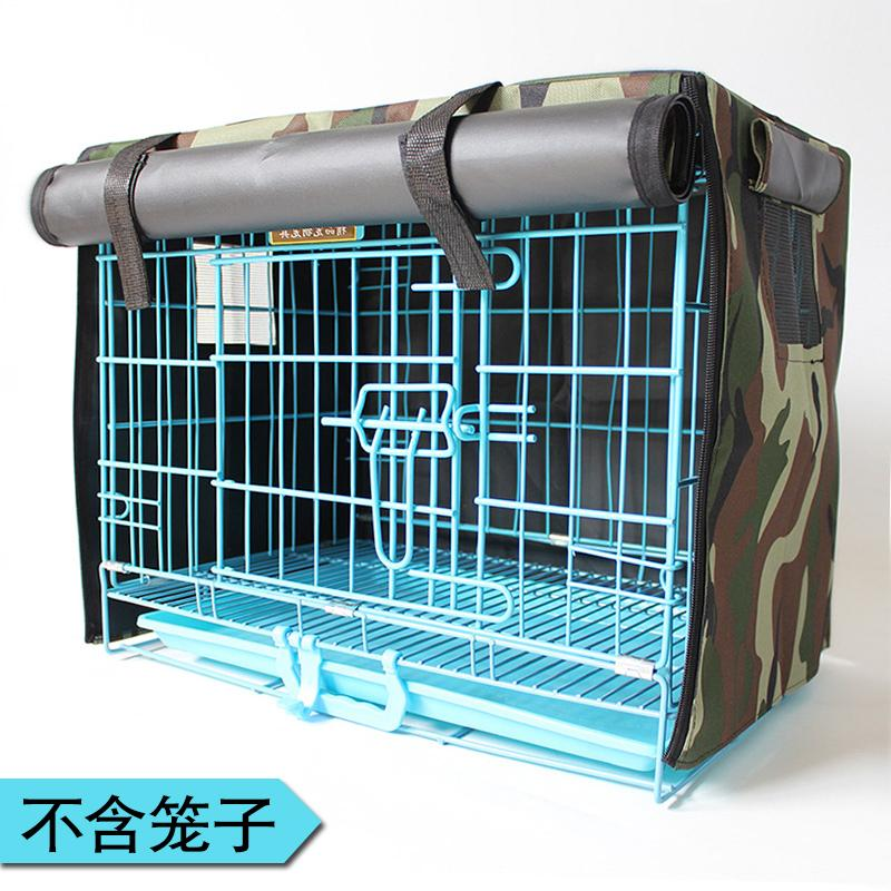 Dog Cage Cover Waterproof Cloth Waterproof Windproof Sun-resistant Wind  Cold Warm Cover Rabbit Cage Case Cat Cage Chicken Coop Winter