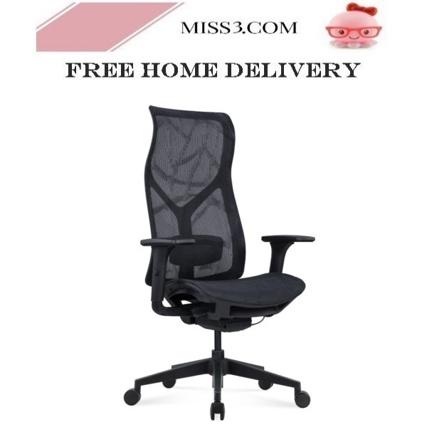 Miss3 The whY High Back Ergonomic Chair ! Singapore