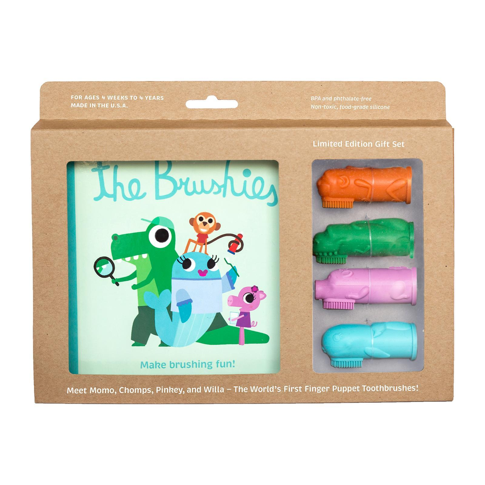 innovative design 1416a 033ac Latest The Brushies Baby Toothbrushes & Toothpaste Products ...