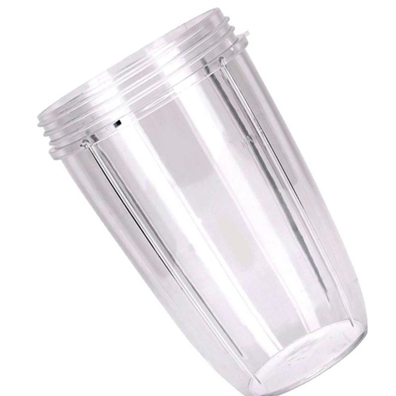 Juicer Cup Mug Clear Replacement For Nutribullet Nutri Juicer 32Oz Juicer 32Oz Cup Replacement Parts