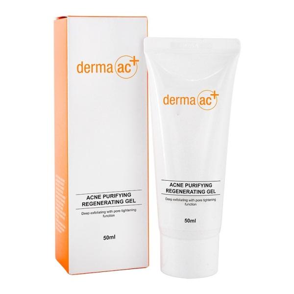Buy Derma AC+ Acne Purifying Regenerating Gel 50ml Singapore