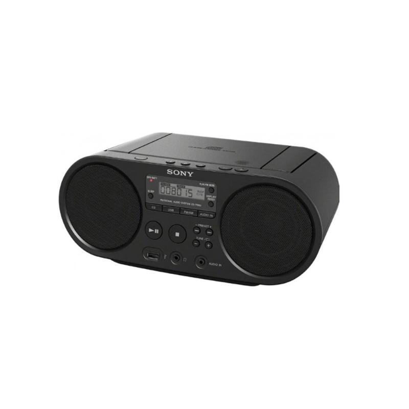Sony ZS-PS50 (1 Year Warranty) CD AM/FM Radio Boombox Singapore