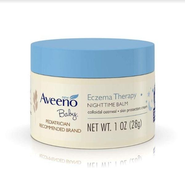 Buy Aveeno Baby Eczema Therapy Night Time Balm Singapore